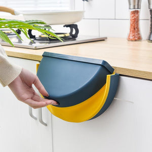 poubelle-murale-extensible-pliable 5 litres 100003286 New Kitchen Pop