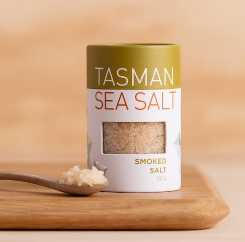 Tasman Smoked Sea Salt