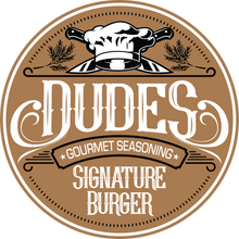 Load image into Gallery viewer, Dudes Signature Burger Seasoning