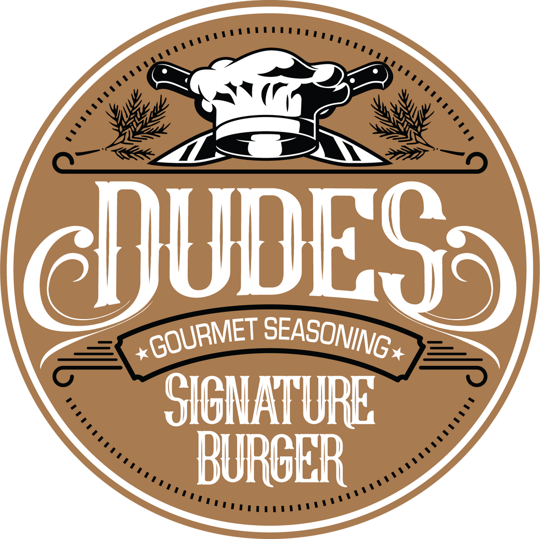 Dudes Signature Burger Seasoning