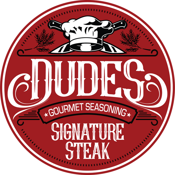 Dudes Signature Steak Seasoning