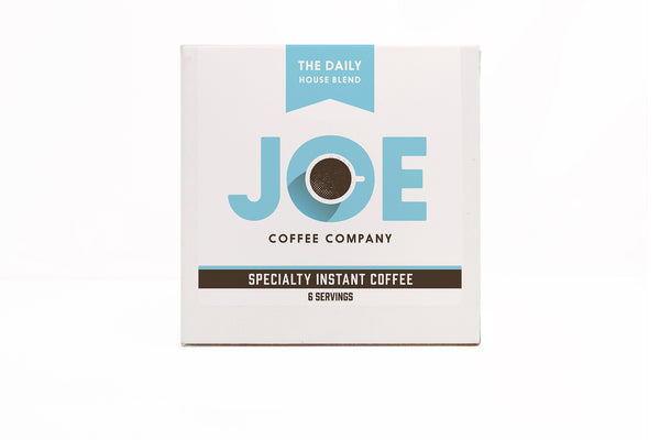 Joe Specialty Instant Coffee — The Daily