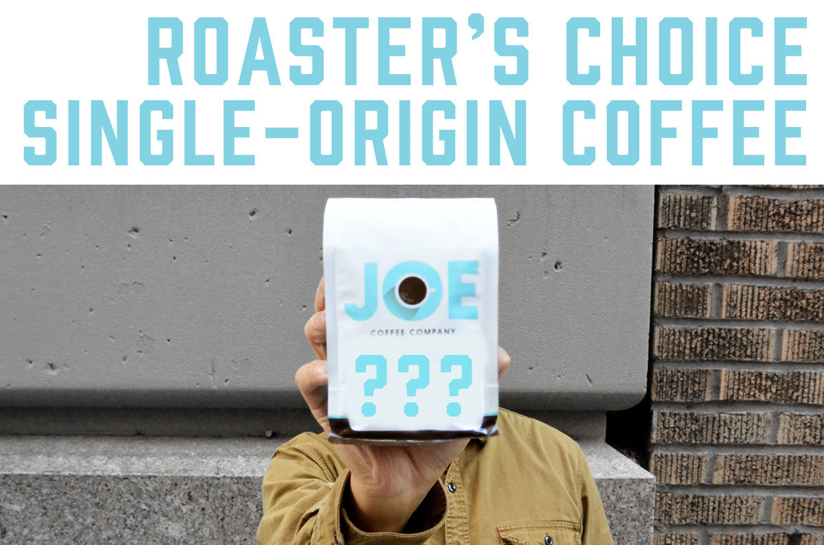 Single Origin - Roaster's Choice 12oz