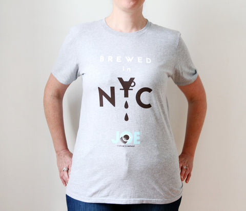 Brewed in NYC T-Shirt