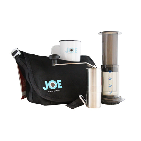Manhattan Portage Coffee Travel Kit