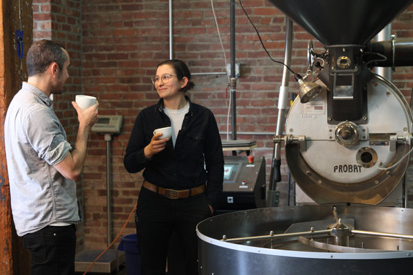 Explorations in Roasting — Pulley Collective, Brooklyn