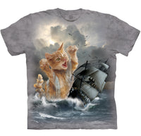 Kitten Kraken T-Shirt