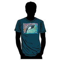 """A Higher Porpoise"" Adult T-Shirt"