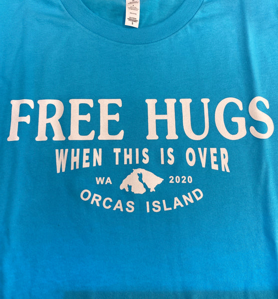 FREE HUGS (When This Is Over) T-Shirt