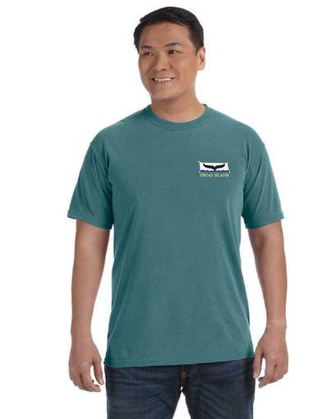 Whaletail Logo Short Sleeve T-Shirt