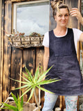 Harvest Apron denim