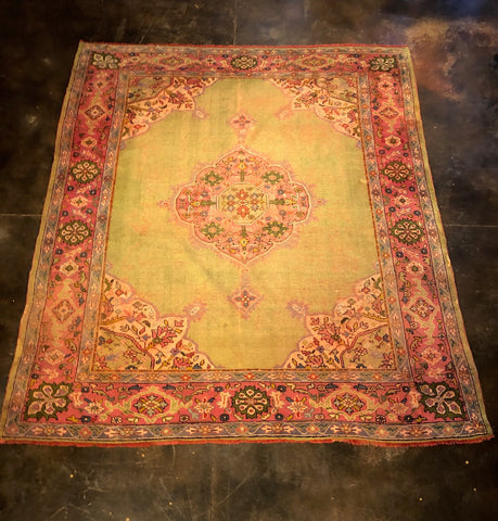 Antique Oushak 11x14 Rug