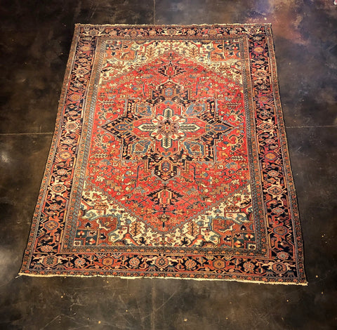 Antique Herez 11x14 Rug
