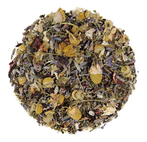 Lemon Lily 'Serenitea' - certified organic loose leaf tea