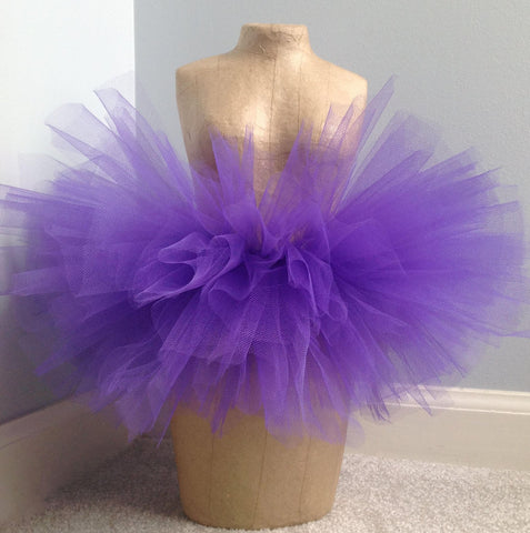 Purple Ballerina Tutu