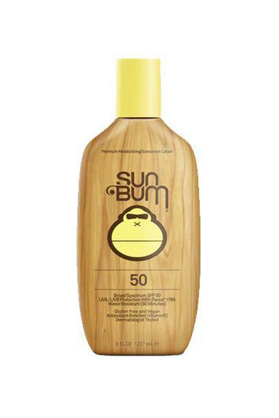 Sun Bum - Original Lotion SPF 50 Sunscreen 237ml - Go Foil Australia