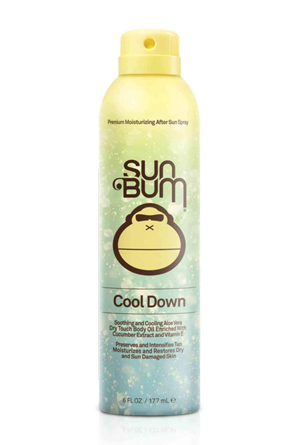 SUN BUM Cool Down Aloe Spray 177 mL - Go Foil Australia