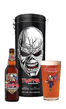 TROOPER Gift Tin