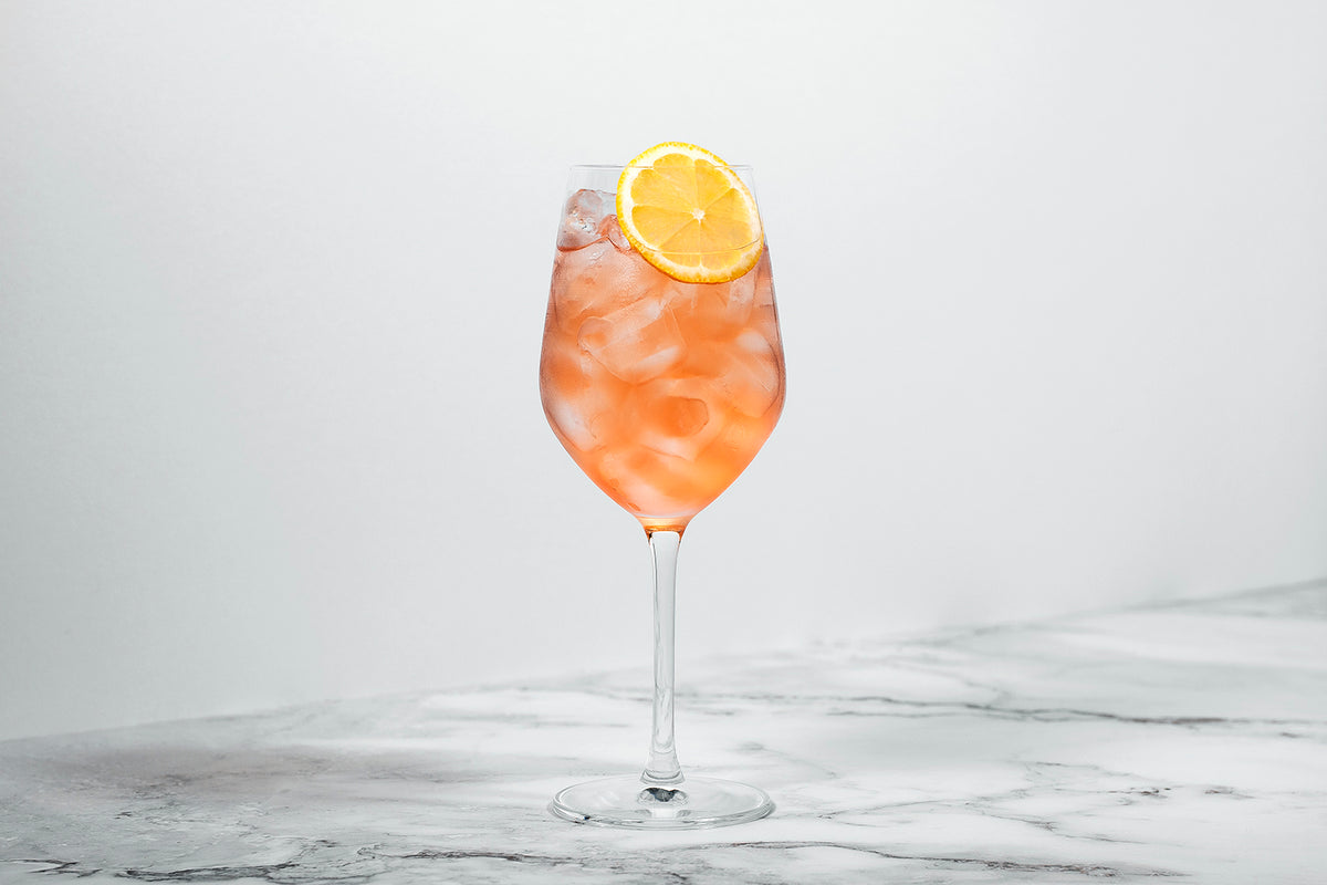 Organic whisky cocktails