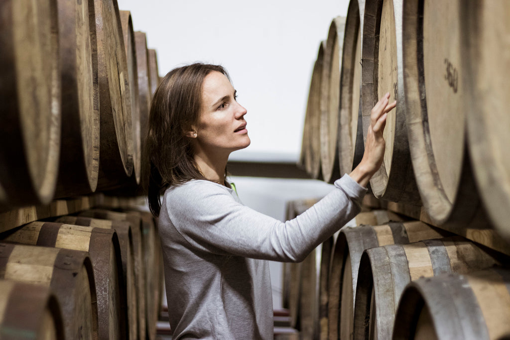 Female founded whisky distillery