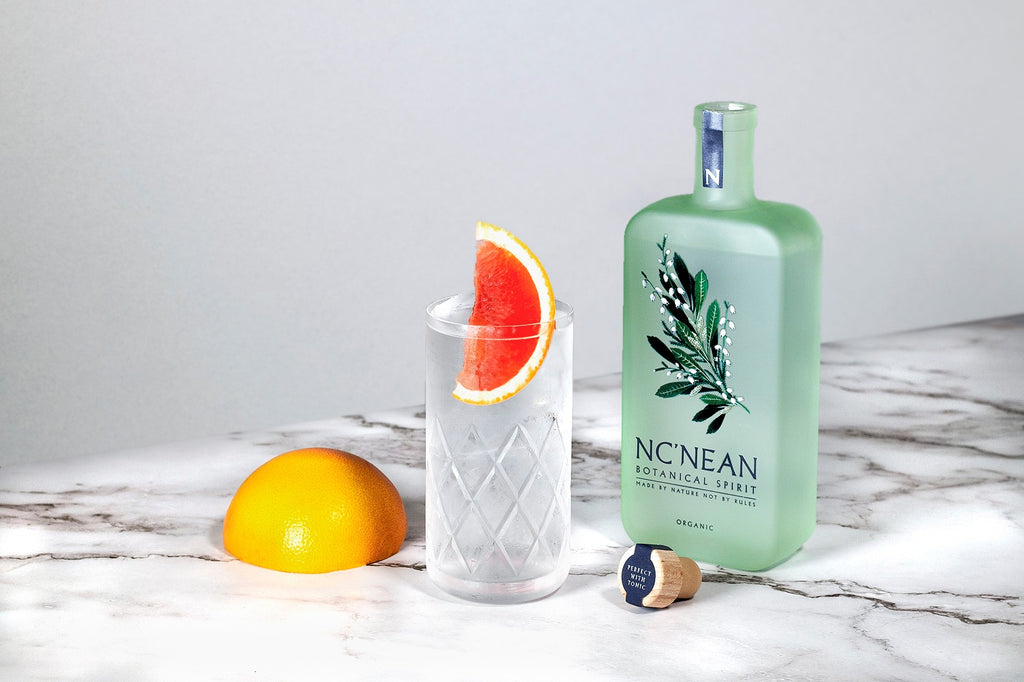 Botanical Spirit and Tonic