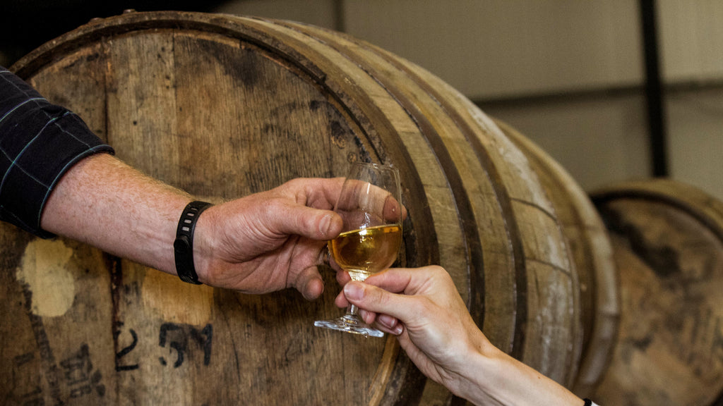 Whisky maturation