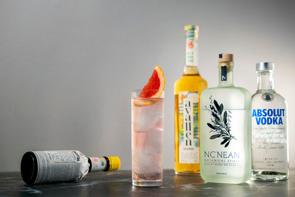 Sustainable cocktails