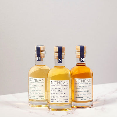 Nc'nean sustainable spirits