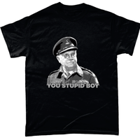 You Stupid Boy Unisex T Shirt