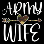 Army Wife T Shirt
