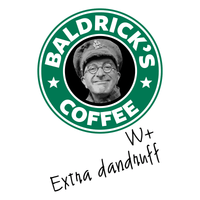 Baldrick's Coffee Drinkware