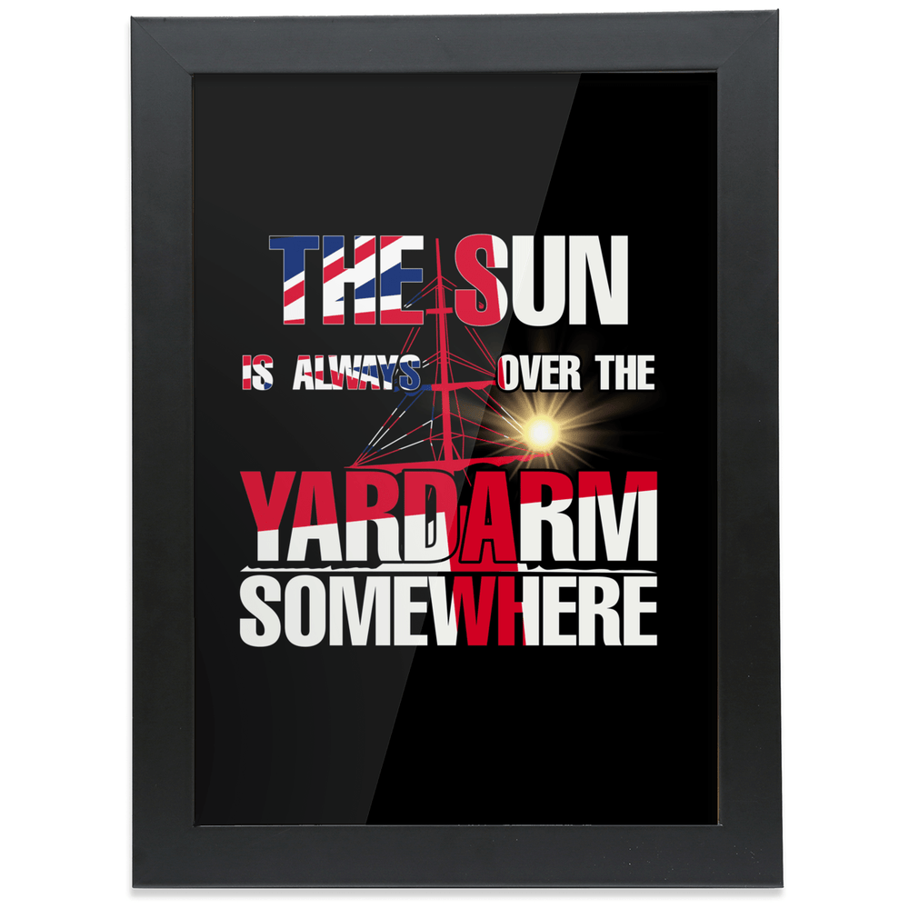 Sun Over Yardarm High Quality Prints