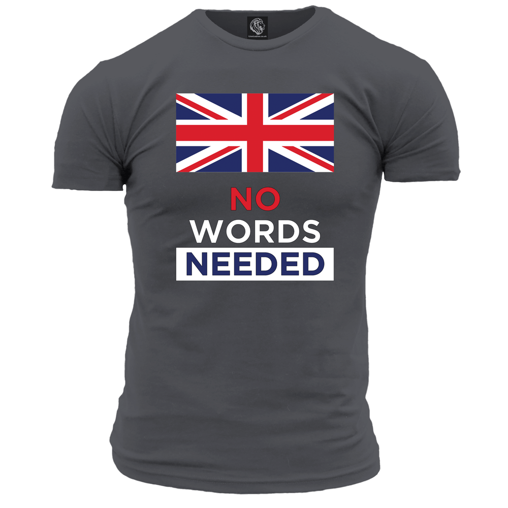 No Words Needed Unisex T Shirt