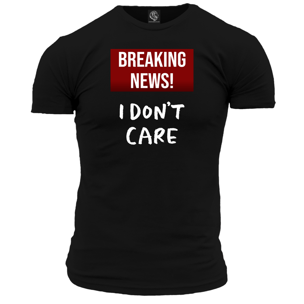 Breaking News Unisex T Shirt