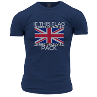 If This Flag Offends You Unisex T Shirt