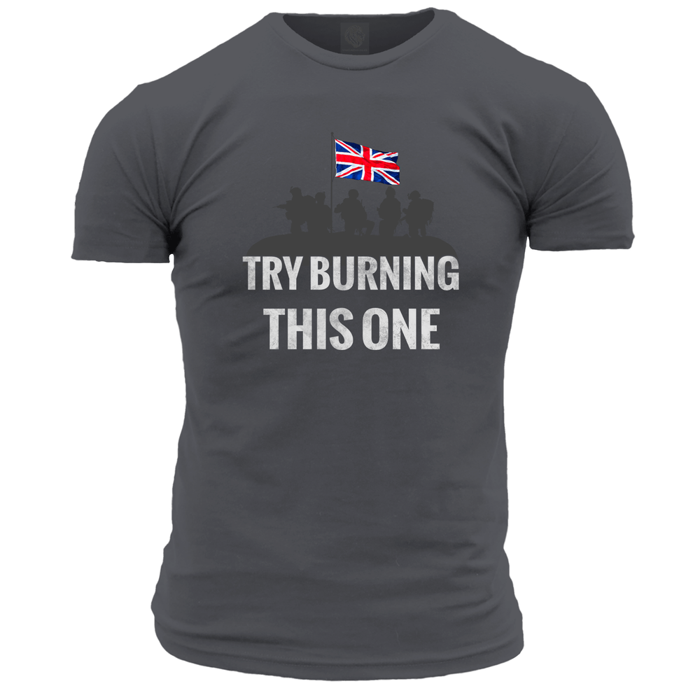 Try Burning This One Unisex T Shirt
