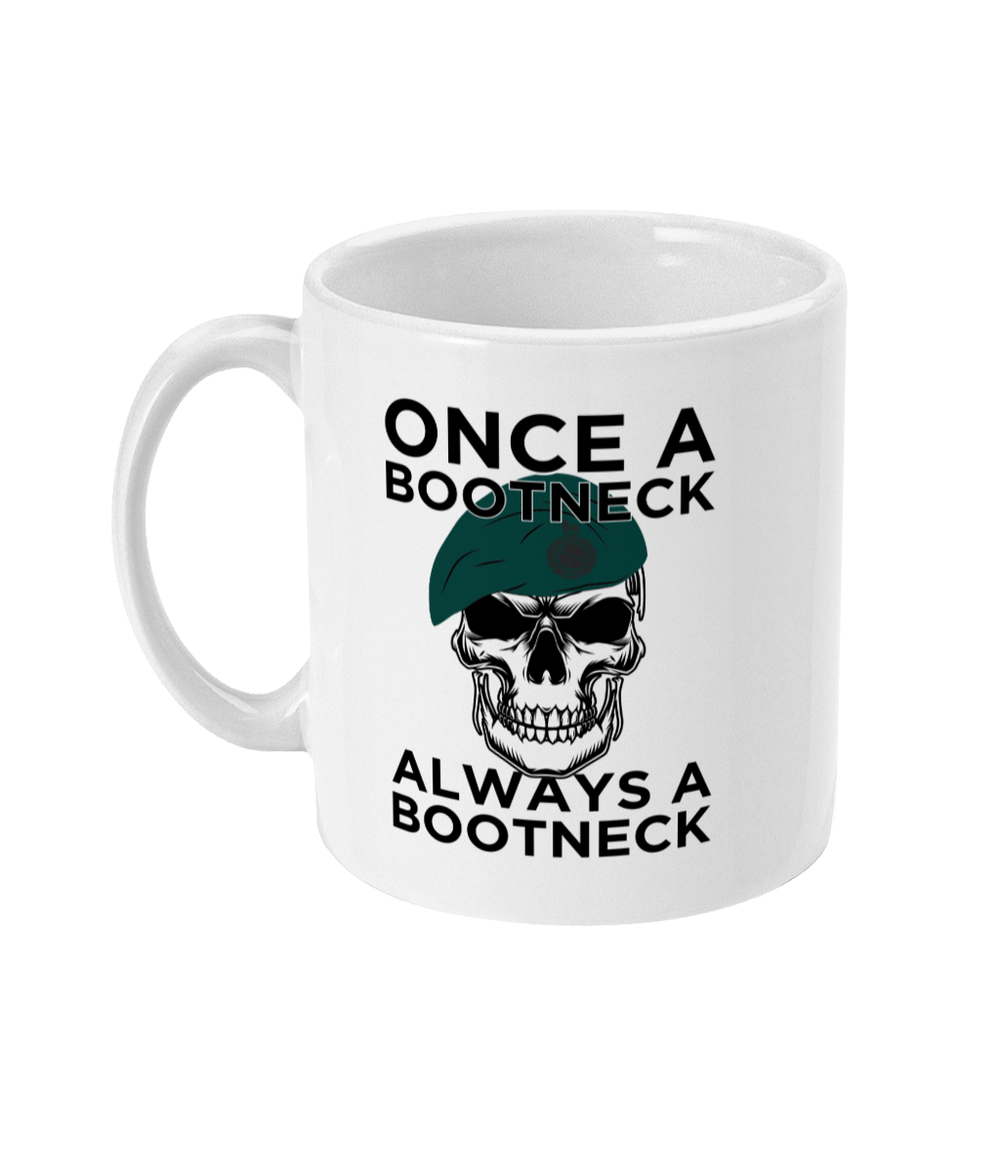 Once A Bootneck Mug, Enamel Mug & Water Bottle