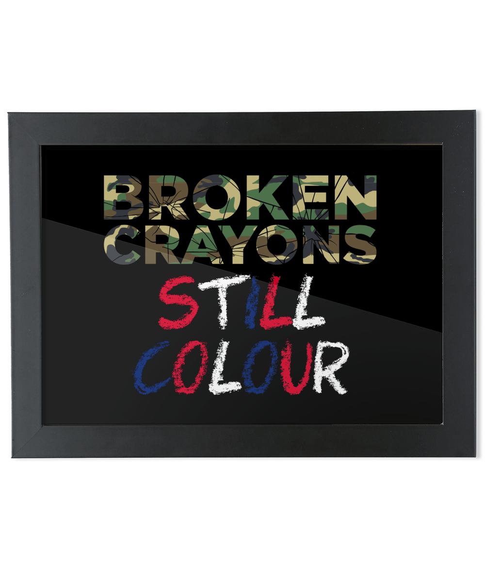 Broken Crayons Still Colour High Quality Prints