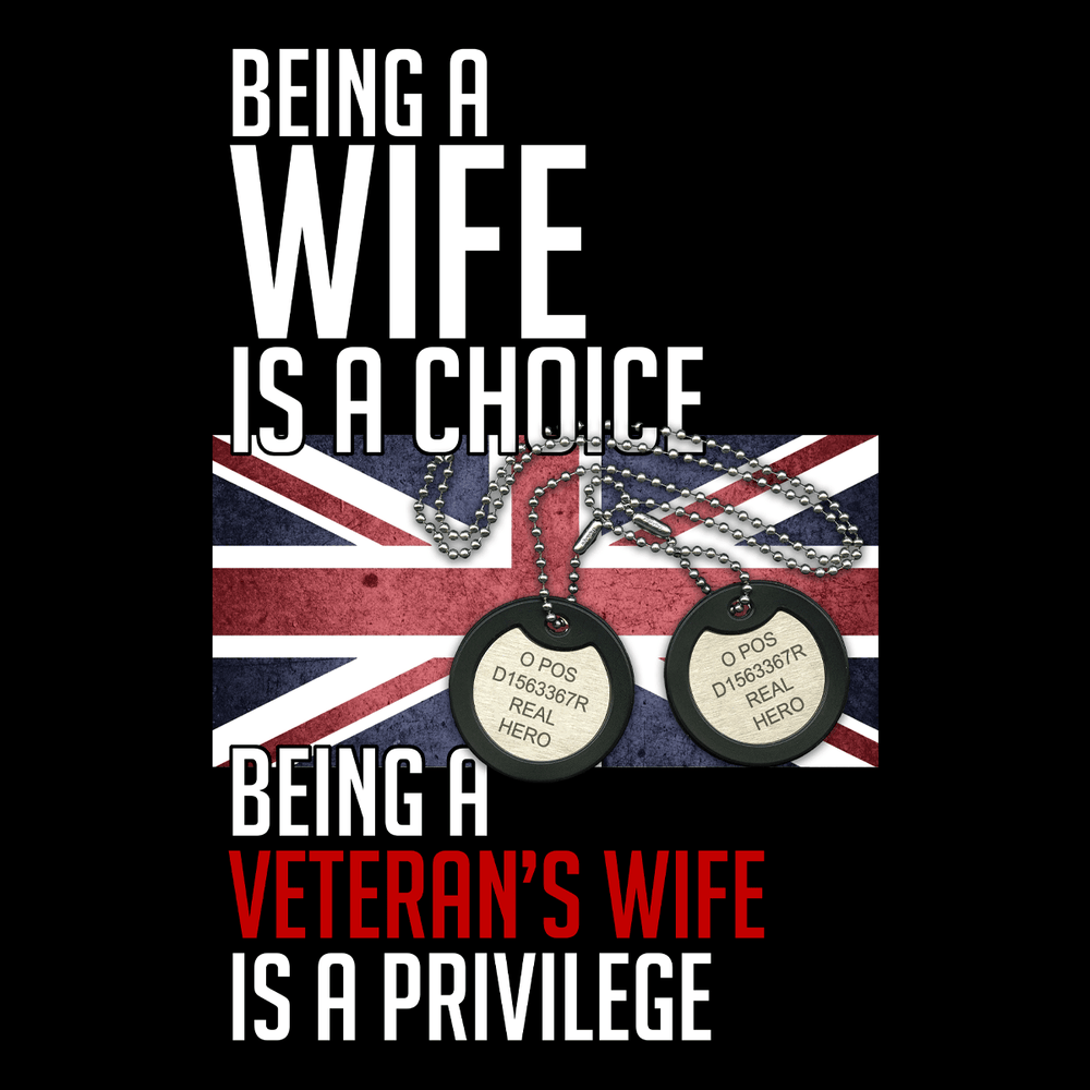 Being A Wife Is A Choice T Shirt