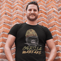 Gorilla Warfare T Shirt