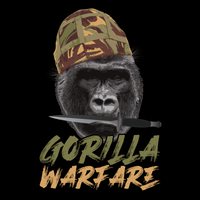 Gorilla Warfare Unisex T Shirt