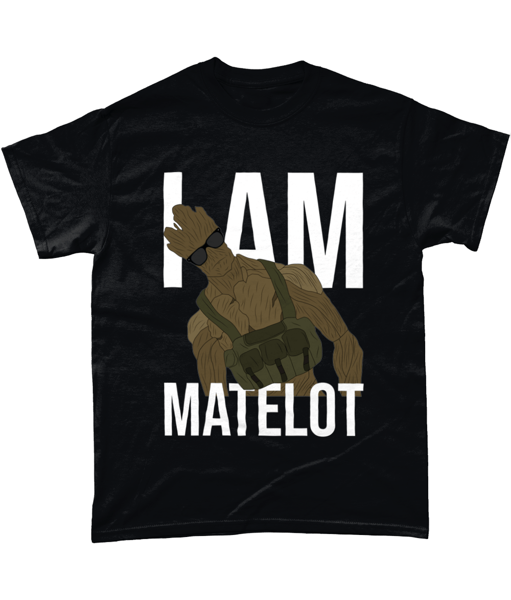 Black / Small I Am Matelot T Shirt