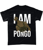 Black / Small I Am Pongo T Shirt