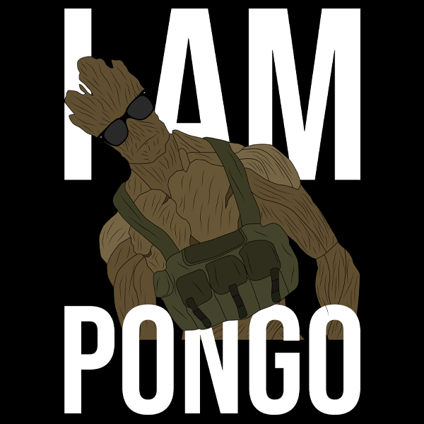 I Am Pongo T Shirt