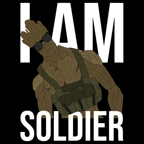 I Am Soldier T Shirt