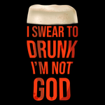 I Swear To Drunk Unisex T Shirt