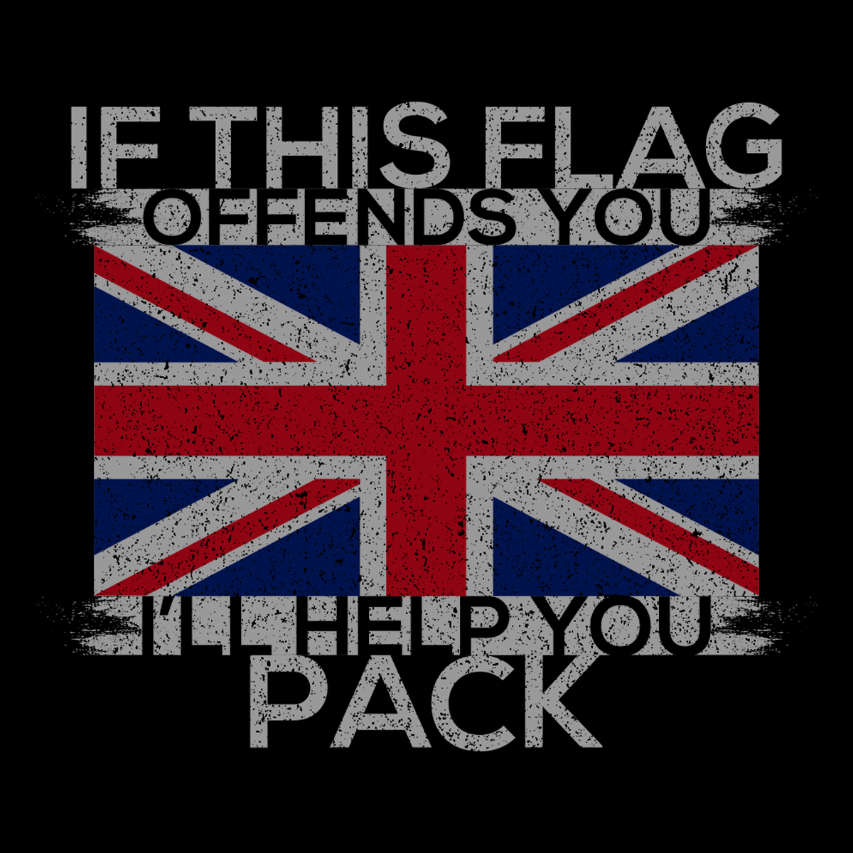 If This Flag Offends You T Shirt