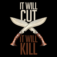 It Will Cut T Shirt