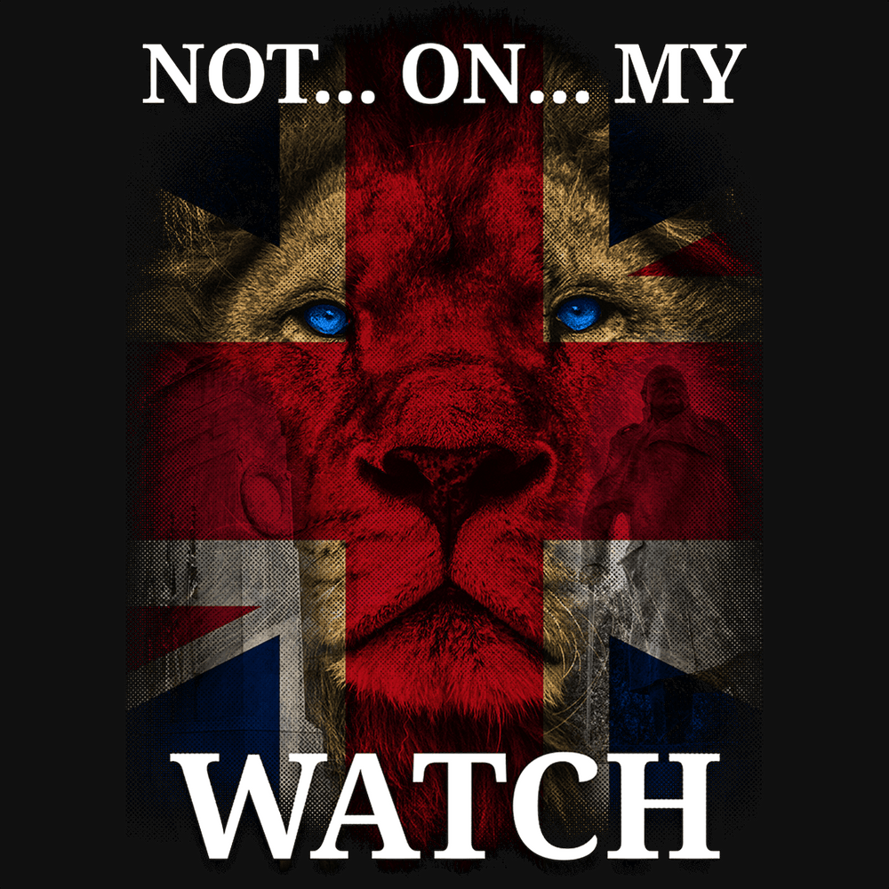 Not On My Watch T Shirt