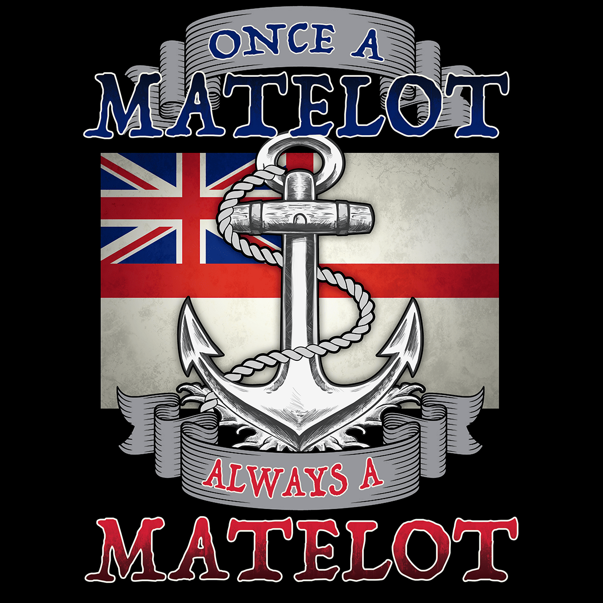 Once A Matelot T Shirt